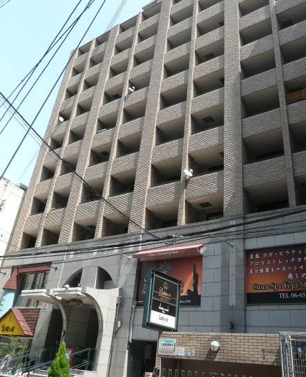 南堀江1LDK 人気のオレンジストリートすぐ近く